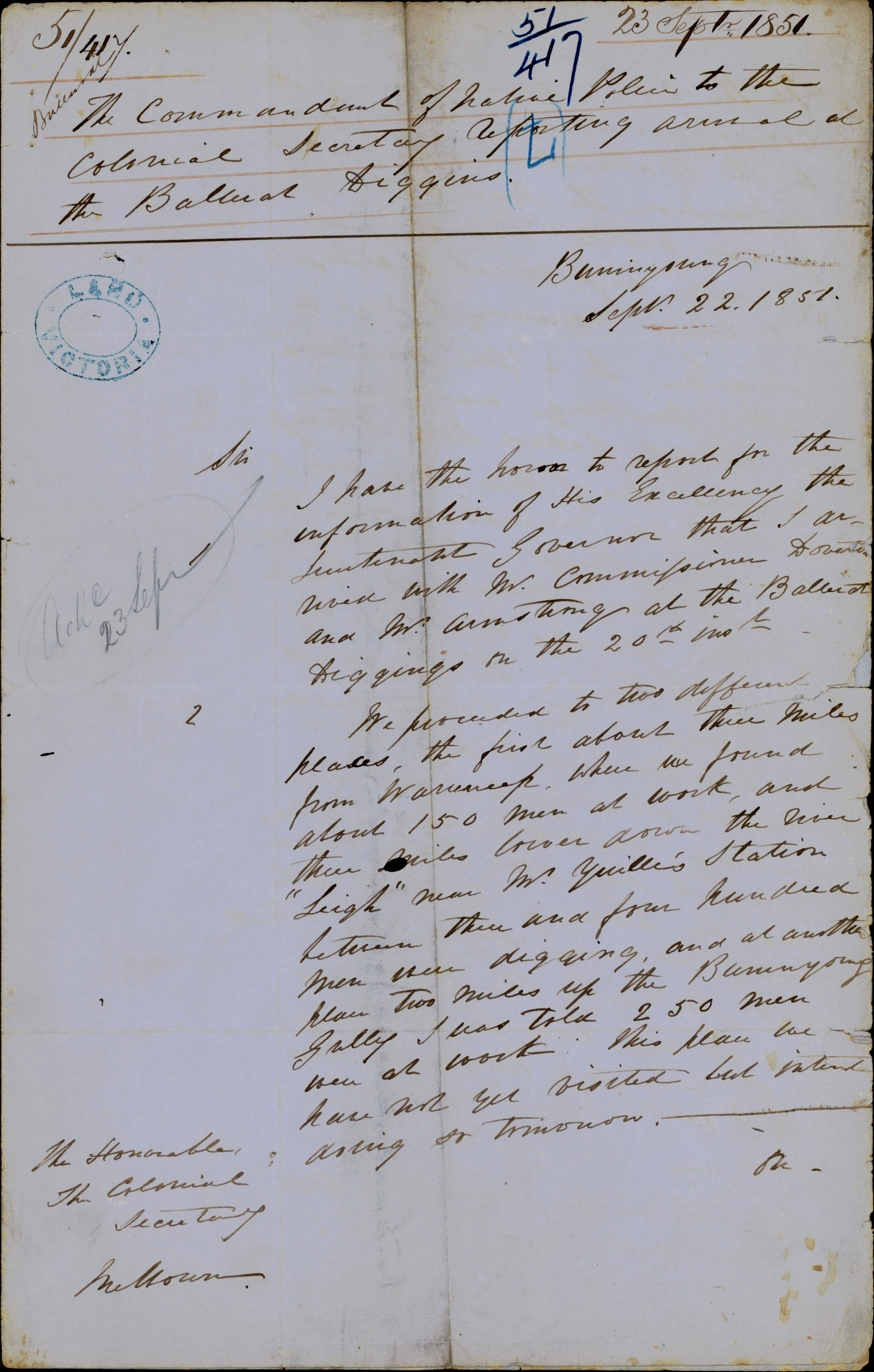 handwritten sheet of paper