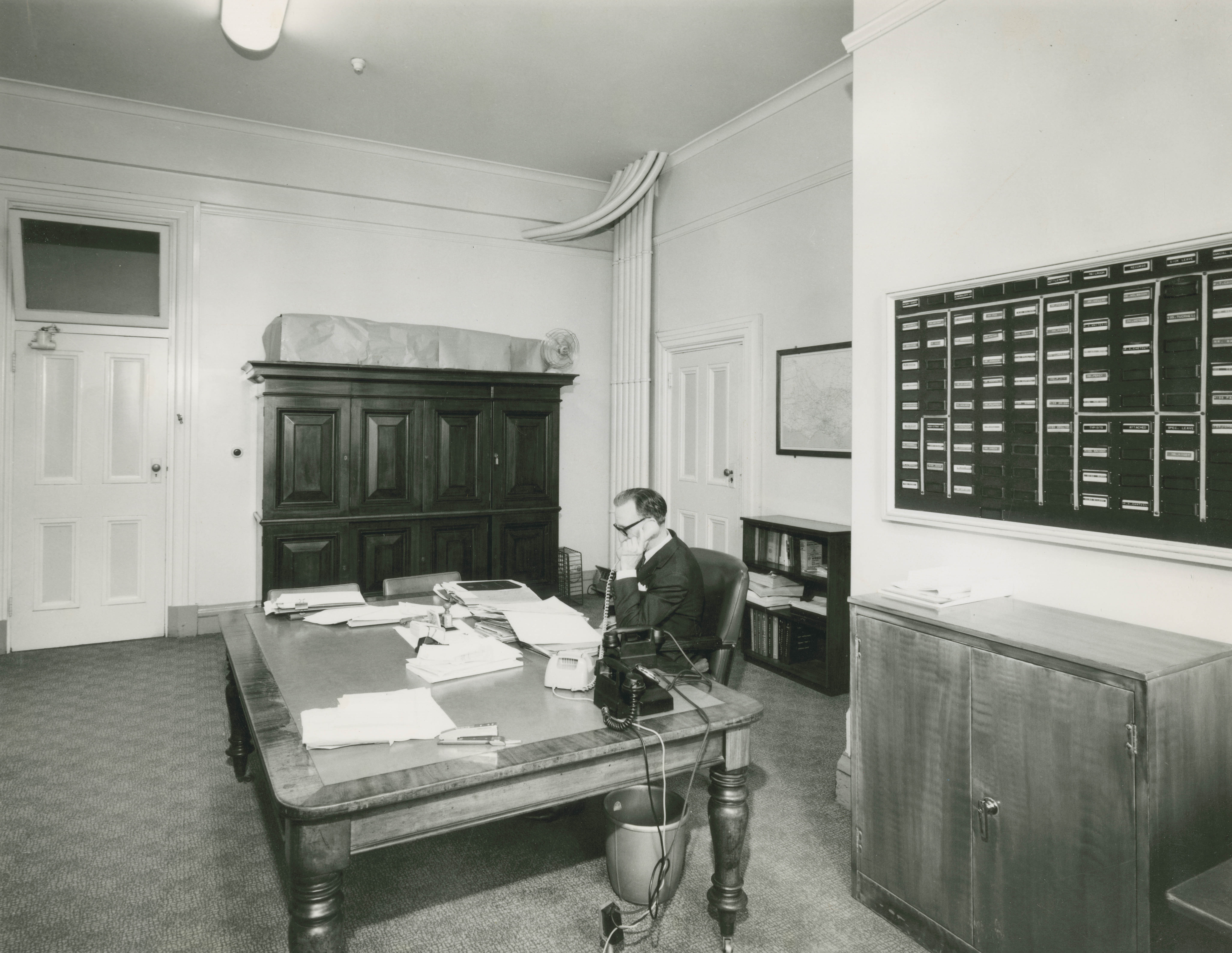 Office of Mr W Anderson