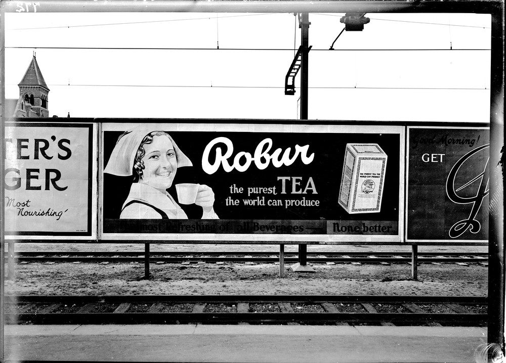 ad for tea