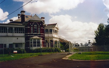 Bundoora Homestead, circa 1993