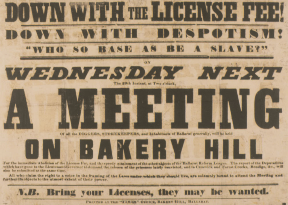 Bakery Hill poster