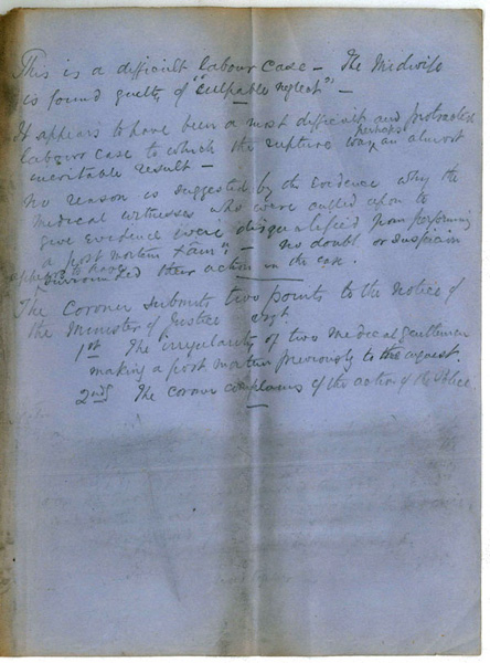 Bardon's inquest file