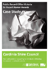 Cardinia Shire Case Study Cover