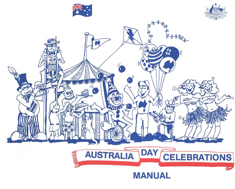 Front cover of celebrations manual