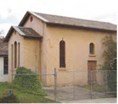 image of a small house/chapel