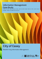City of Casey Case Study Cover
