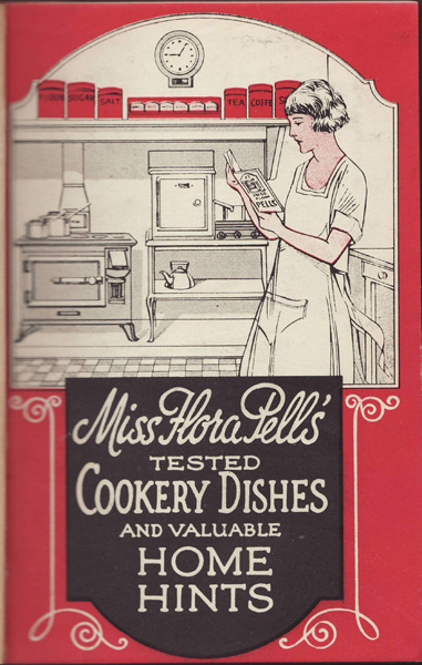 Cover of Miss Flora Pell