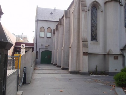 Melbourne Welsh Church in La Trobe Street