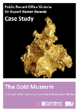 Gold Museum Case Study Cover