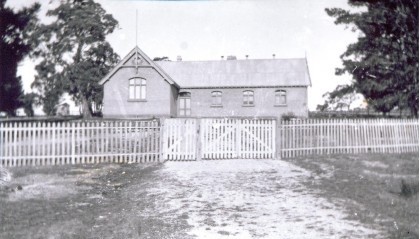 Lucky Womans school, later renamed Happy Valley school
