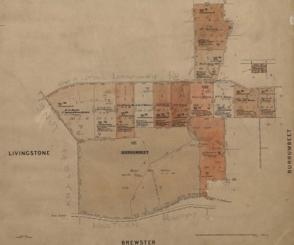 PROV, VPRS 16171/P2 Regional Land Office Parish and Township Plans