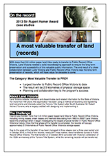 Land Victoria Case Study Cover