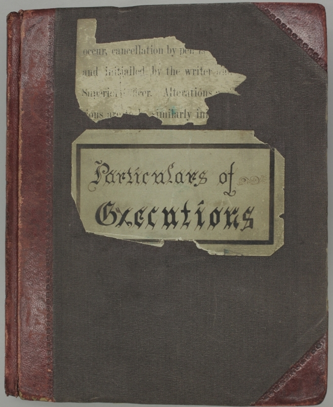 Photo of the front cover of a book