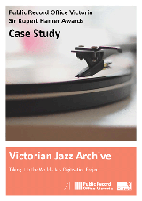 Victorian Jazz Archive Case study Cover