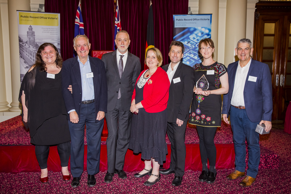 Cardinia Shire at the Hamer Awards