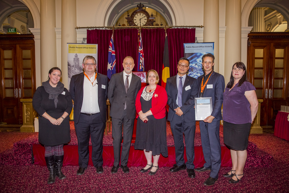 Manningham City Council at the 2018 Hamer Awards