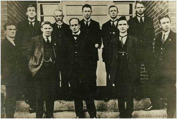 Staff of Footscray Technical School