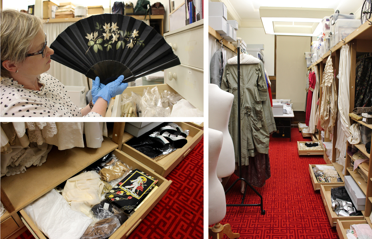 The Brighton Historical Society Costume Collection