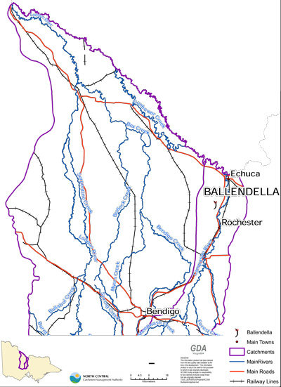 township of Ballendella