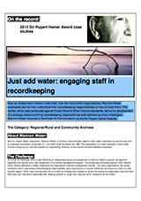 Wannon Water Case Study Cover