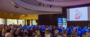 The 2016 Victorian Community History Awards were held at the Arts Centre