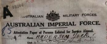 Australian Imperial Force