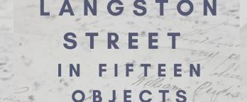 langston street in fifteen objects