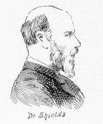 sketch of a man with a beard