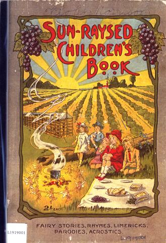 Sun-Raysed Children's Book